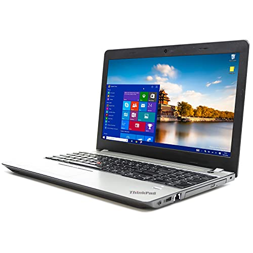 "Notebook Lenovo Thinkpad E570 15,6"" Full HD i3 7100U 2.4GHz HDMI RAM DDR4 SSD M.2 NVMe Windows 10 pro Computer Portatile Aziendale Business (Ricondizionato) (64GB RAM SSD 960GB)"