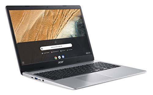 Acer Chromebook 315 (15,6 Zoll Full-HD IPS Touchscreen matt, 20mm flach, extrem lange Akkulaufzeit, schnelles WLAN, MicroSD Slot, Google Chrome OS) Silber - 2