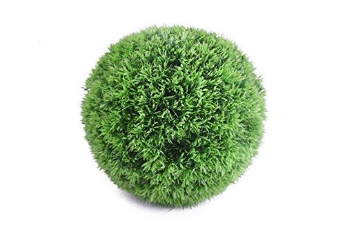 Gardman 02800 Boule Topiaire à Effet Herbe 32 x 32 x 32 cm