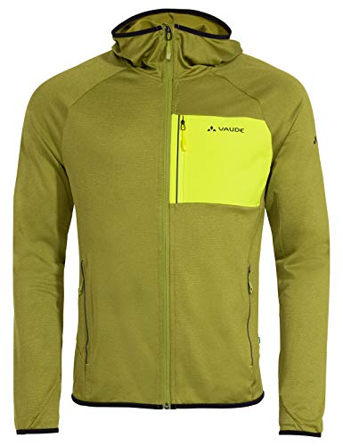 VAUDE Herren Jacke Men's Tekoa Fleece Jacket II, Avocado, M, 42310
