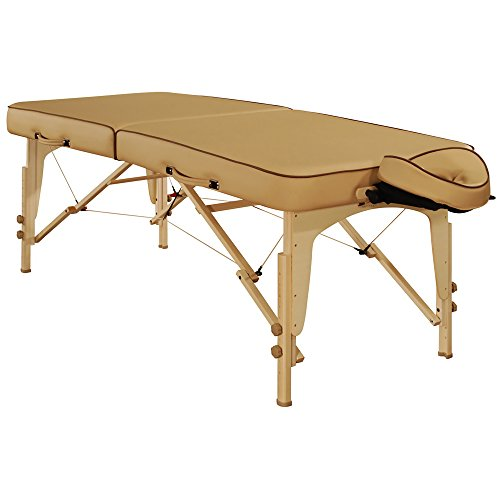 Mt Massage Lotus Deluxe 30'' Professional Portable Massage Table Package-Reiki Panel