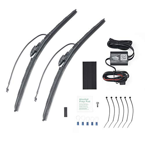 Crystal Clear - Automatic Heated Windshield Wiper System