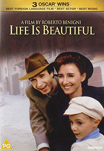 Life Is Beautiful [DVD] [2020]