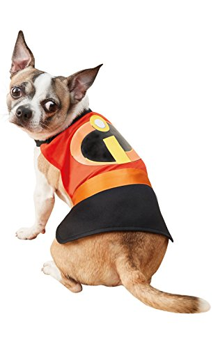 Rubie 's Officieel Disney Incredibles 2 hond pet kostuum, XS