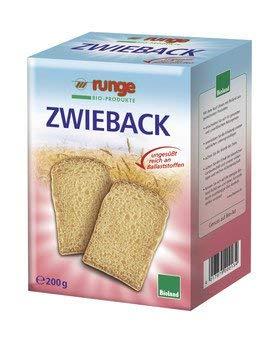 runge Bio Zwieback (6 x 200 gr)