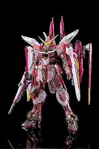 Bandai MG 1 100 ZGMF-X09A Justice Gundam CLEAR Farbe Plastic Kit