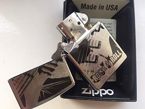 """Zippo Planeta Collectible Feuerzeug \""""Rock \'n\' Roll\"""""""