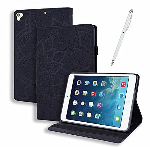 DYGG compatibile con Custodia tablet per Apple iPad 5th 6th,iPad Air 1,iPad Air 2,Apple iPad 9.7 inch 2017 2018,iPad Pro 9.7-inch Smart Case Cover Auto Wake Sleep nero
