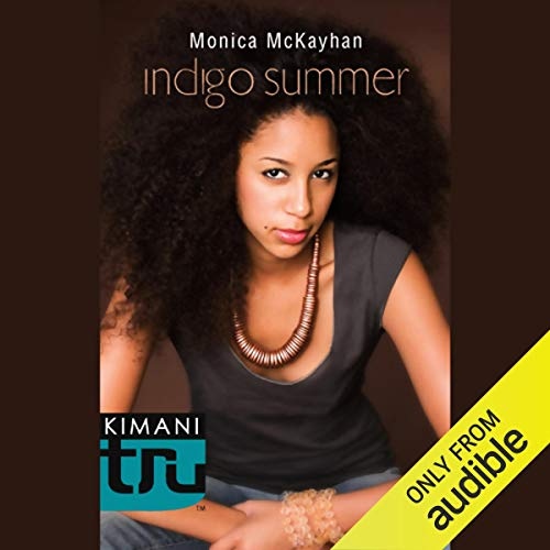 Indigo Summer Audiobook By Monica McKayhan cover art