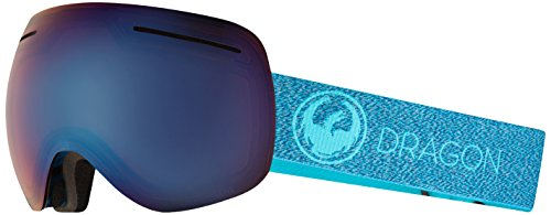Dragon Sneeuwbril voor heren, X1S Mill (+Bonus Lens) Goggle
