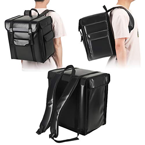 SEAAN Pizza Delivery Rucksack Insulated 12.6