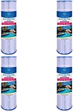 Alford & Lynch 4 Pack Replacement for Unicel Pool Filter Fits C-7471, Pleatco PCC105, Pentair Clean & Clear Plus 420 & Filbur FC-1977 (4)