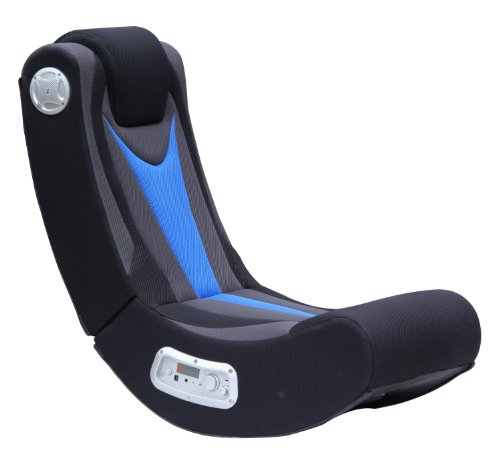 X Rocker, 5171401, Fox Wireless 2.1 Sound Video Gaming Chair, 29.92 x 30.31 x...