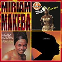 In Concert Pata Pata Makeba by Miriam Makeba (2002-11-05)