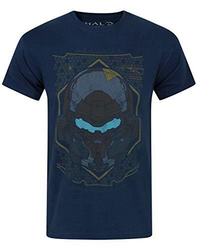 Halo 5 Locke HUD Helmet Men's T-Shirt