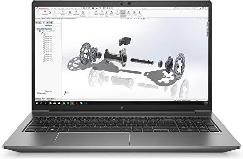 HP Inc. ZBook Studio Power G7 15.6 4K Core i7-10750H 16GB RAM 512GB SSD Quadro P620 Win10Pro - 1J3X8EA
