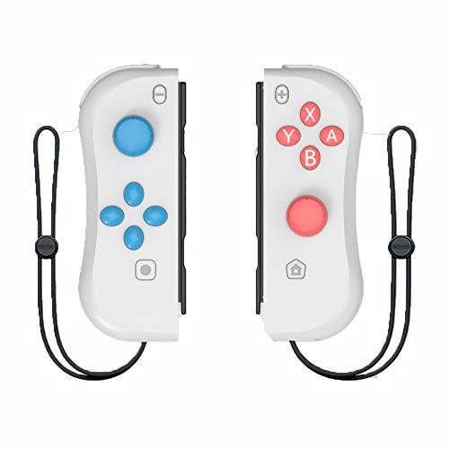 Contrôleur De Jeu Mobile Contrôleur De Jeu Sans Fil Ns Gauche Et Droite Poignée De Contrôleur De Jeu Mobile Bluetooth