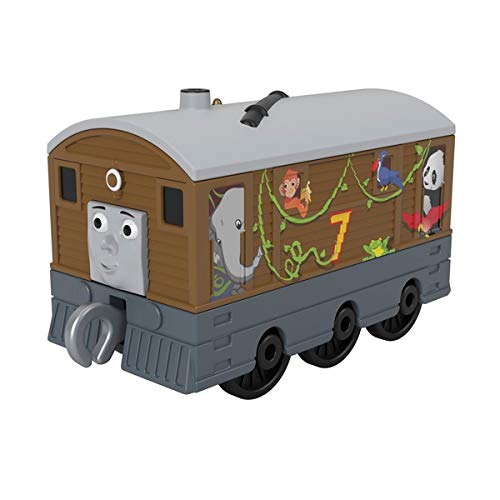 Fisher Price Thomas & Friends TrackMaster Sodor Safari - Motor de metal