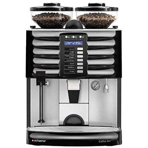 Purchase Schaerer Coffee Art Plus 7 Button / 16 Selections Super Automatic Espresso Machine 1x7