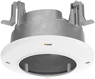 Axis Communications T94V01L Recessed Mount for Q3615-VE and Q3617-VE Network Cameras