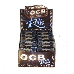 OCB Ocb Rotoli Premium Slim 5 Metro rotoli 24 rotoli/Scatola