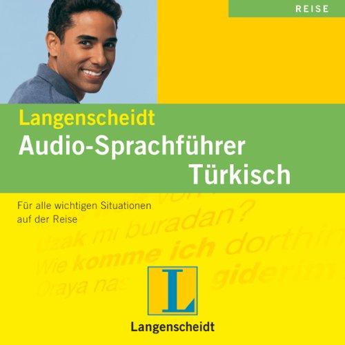 Langenscheidt Audio-Sprachführer Türkisch Titelbild
