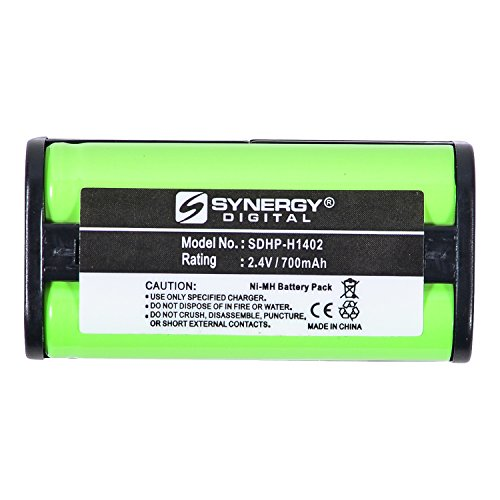 Synergy Digital Battery Compatible with Sony BP-HP550-11 Battery - (Ni-MH, 2.4 Volt, 700 mAh)