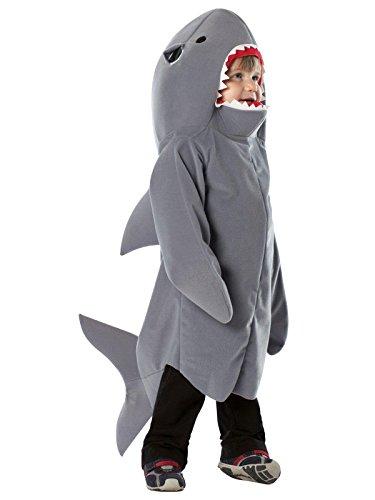Rasta Imposta Shark, Grey, 3-4T