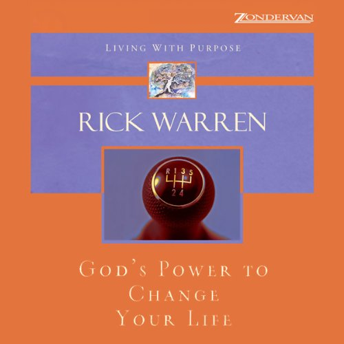 God's Power to Change Your Life audiobook cover art