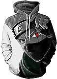 JANDZ] Camisas Unisex Naruto: Contento, diseños de Cosplay, Otaku, Manga, Anime, Historieta...