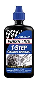 Finish Line 1-Step Bicycle Chain Cleaner & Lubricant