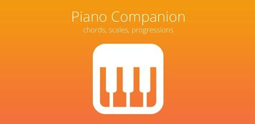 『Piano Companion: 音階, 音階, ポピュラー和声, 五度圏』のトップ画像