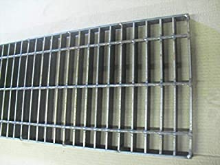 72 Span Smooth Surface Bar Grating 1.5 Height 24 Width