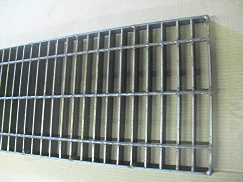 Floor Grating 19W4 1x3/16 Fully Banded 12x24
