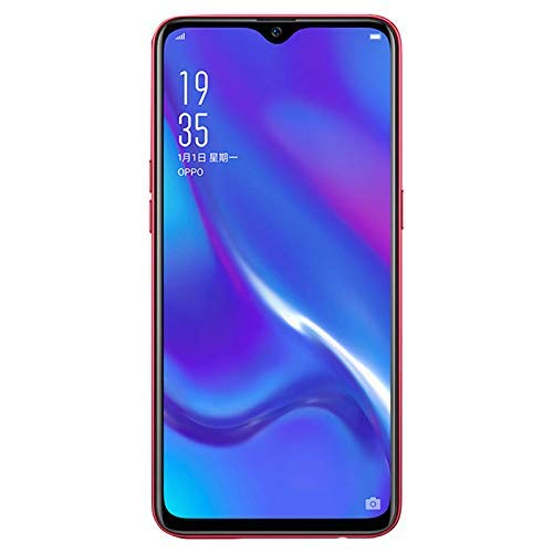 Oppo RX17 Neo Dual-SIM 128GB (GSM Only, No CDMA) Factory Unlocked 4G/LTE Smartphone - International Version (Mocha Red)