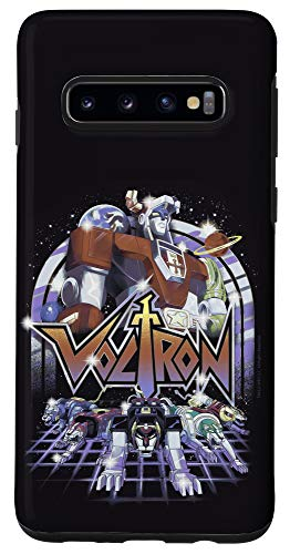 Galaxy S10 Voltron: Defender of the Universe Group Shot Case