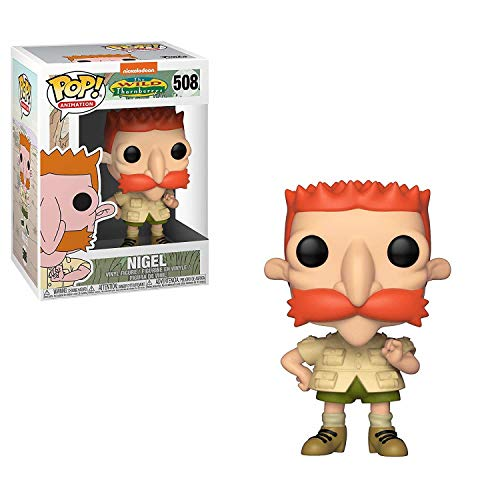 Funko Pop The Wild Thornberrys Nigel, Multicolor (35577)