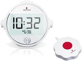 ベルマンアラームクロック プロ 多機能デジタル振動式目覚まし時計