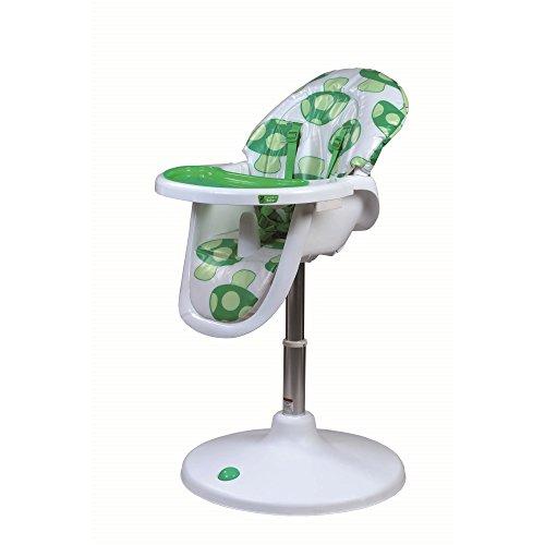 Vital Innovations CHC-03M Circle Deluxe Chaise haute Vert/blanc