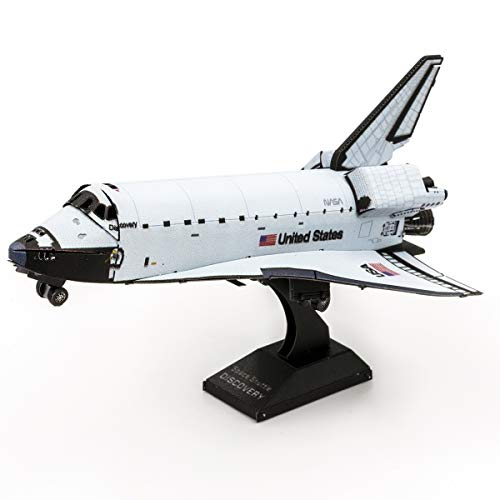 Metal Earth: Space Shuttle Discovery