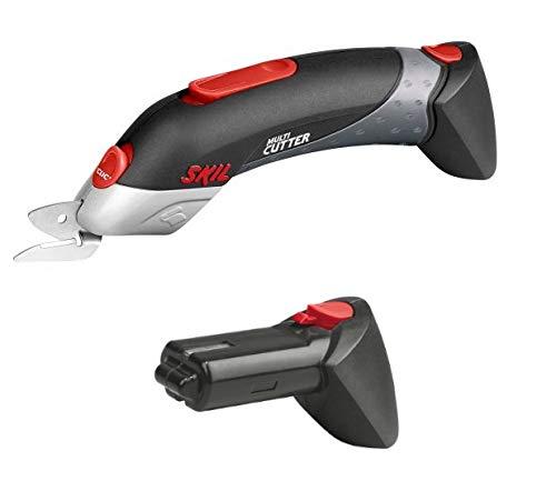 SKIL Alicate Multi-Cutter 2900 AJ universales (Incluye Cargador, 2 baterías de 4,8 V, 1 Cabezal de Tijera)