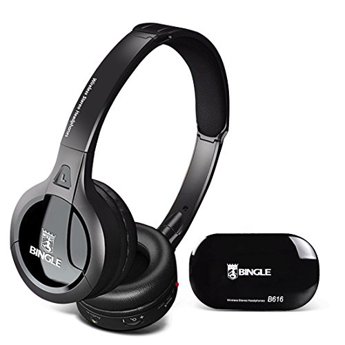 Bingle B616 Multifunction Stereo Wireless Headset Headphones with Microphone Fm...