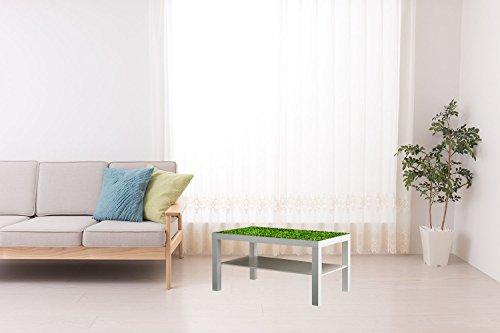 Mesa IKEA Lack Personalizada Cesped Vinilo Auto Adhesivo | Medidas 1,18 m...