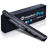 NinjaBatt Pro Laptop Battery for HP 807956-001...