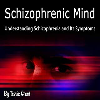 Schizophrenic Mind audiobook cover art