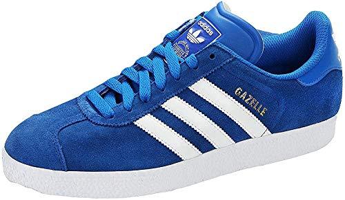 adidas Turnschuhe 'Gazelle Og' - Blau - Synthetik und Stoff, COLROY/RUNWHT/BLUBIR, EU 44