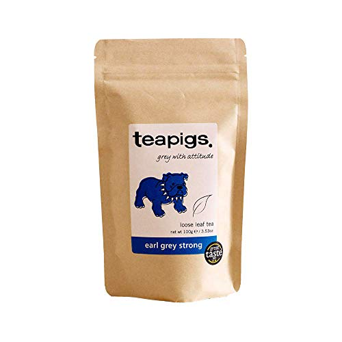 Teapigs Earl Grey Strong Loose Tea Made with Whole Leaves (1...