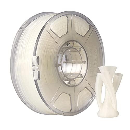 3D Printing Filament for 3D Printers, 1.75mm or 2.85mm Nylon Filament 3D Printer PA Filament, Accuracy +/- 0.05mm 1KG Spool-2.85mm