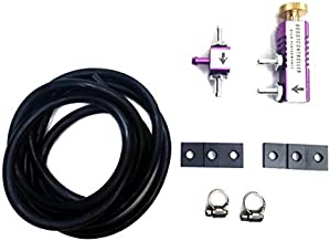 Rev9 ( Ac-008-purple ) Manual Boost Controller Universal Adjustable Racing Turbo 30psi Manual Boost Bypass Controller Kit
