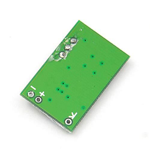SHIJING Auto Immo Emulator für Diagnosewerkzeug 12V Digital-Batterie-Generator-Tester 6 LED-Leuchten Anzeige Auto Auto für Autos Fahrzeug
